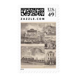 Institute of Disabilities in Minnesota Stamps