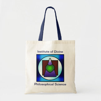 Institute of Divine Philosophical Science Budget Tote Bag
