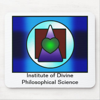 Institute of Divine Philosophical Science Mouse Pad