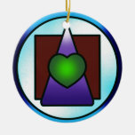 Institute of Divine Philosophical Science Christmas Tree Ornaments
