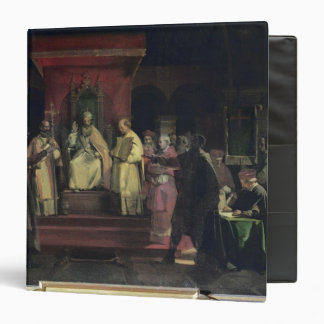 Institution of the Order of the Templars 3 Ring Binder