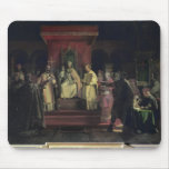 Institution of the Order of the Templars Mousepads