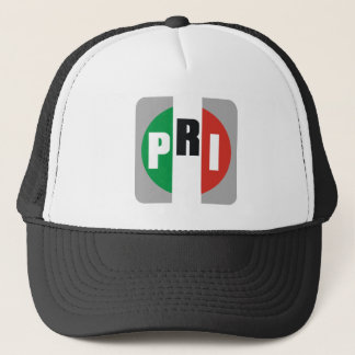 Institutional Revolutionary Party Trucker Hat