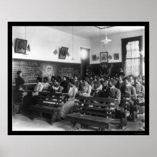 Instituto 1902 de Tuskegee de la clase de historia Impresiones