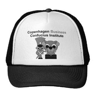 Instituto de Confucio del negocio de Copenhague Gorras