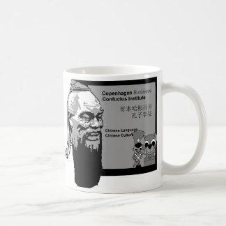 Instituto de Confucio del negocio de Copenhague Taza Clásica
