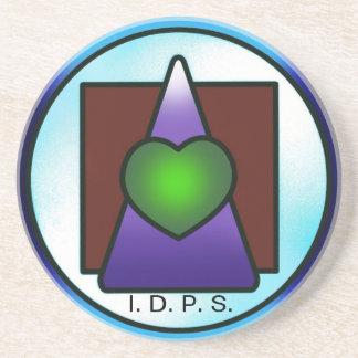 Instituto de la ciencia filosófica divina posavasos personalizados