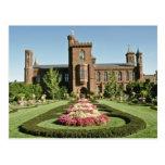 Instituto de Smithsonian y jardín de Enid Haupt Tarjetas Postales