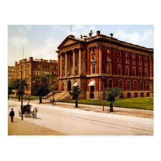 Instituto de Tecnología de Massachusetts Postal