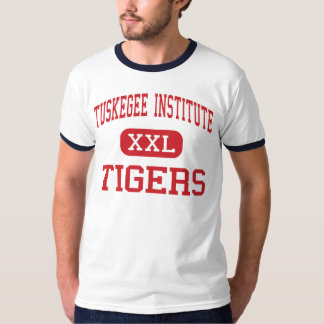 Instituto de Tuskegee - tigres - instituto de Camisas