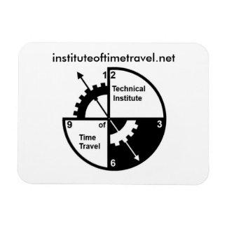 Instituto técnico del imán del viaje del tiempo