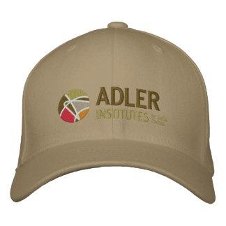 Institutos de Adler para el gorra bordado del Gorras De Béisbol Bordadas