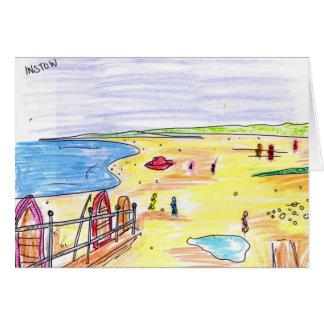 Instow (North Devon) Card