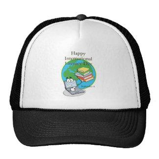 Instrucción día 8 de septiembre internacional gorras de camionero