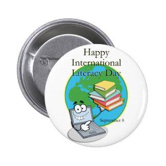 Instrucción día 8 de septiembre internacional pin