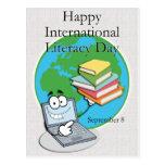 Instrucción día 8 de septiembre internacional postales