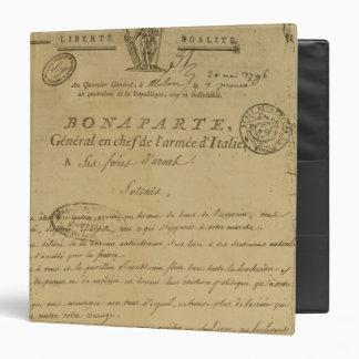 """Instrucciones a los soldados publicados por carpeta 1 1/2"""""""