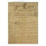 Instrucciones a los soldados publicados por Napole Felicitacion
