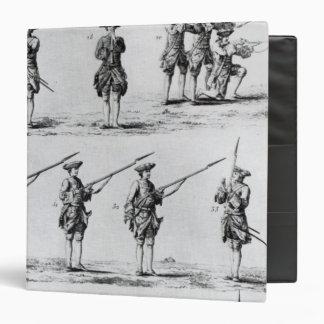 """Instrucciones para un taladro de la bayoneta carpeta 1 1/2"""""""