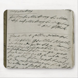 Instrucciones publicadas por Friedrich Wilhelm I Mouse Pad