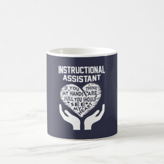 Instructional Assistant Coffee Mug