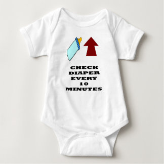 Instructions For Pappa Baby Bodysuit