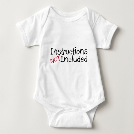 Instructions Not Included T Shirt