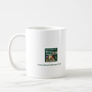 Instructions To Money Mug