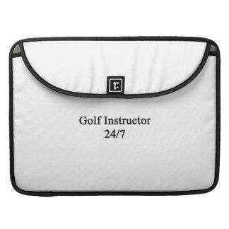 Instructor 24/7 del golf funda para macbooks