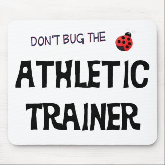 Instructor atlético Mousepad
