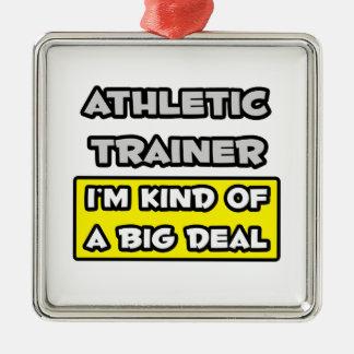 Instructor atlético Soy un poco una gran cosa Ornaments Para Arbol De Navidad