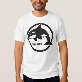 Instructor de la orca playera