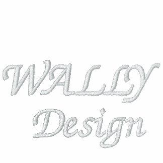 Instructor de WALLY Chaqueta Bordada De Entrenamiento