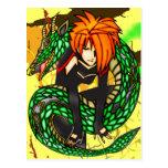 Instructor del dragón postal