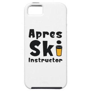 Instructor del esquí de Apres Funda Para iPhone SE/5/5s