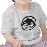 Instructor del futuro de la orca camiseta