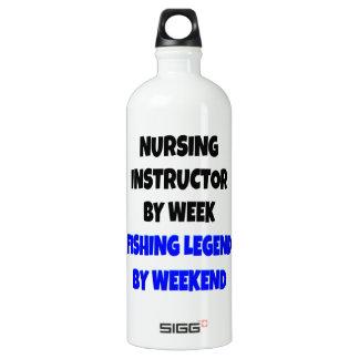 Instructor del oficio de enfermera de la leyenda