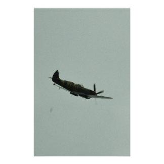 Instructor del Spitfire Papeleria
