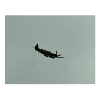 Instructor del Spitfire Tarjetas Postales