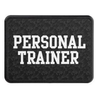Instructor personal del bloque negro/blanco tapas de remolque