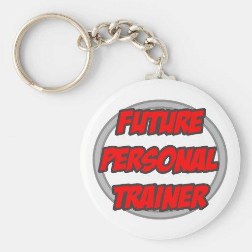 Instructor personal futuro llaveros