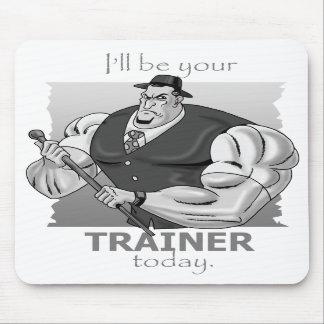 Instructor personal Mousepad de Gangsta