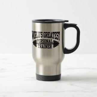 Instructor personal tazas de café