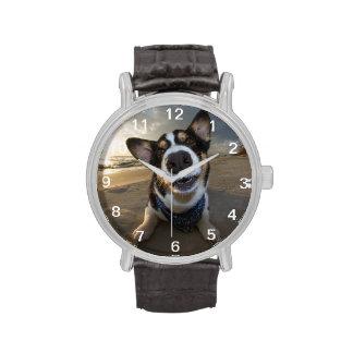 Instructor romántico reloj