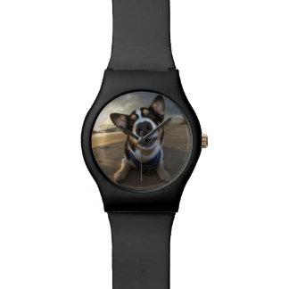Instructor romántico relojes de pulsera