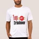 Instructor superior camiseta