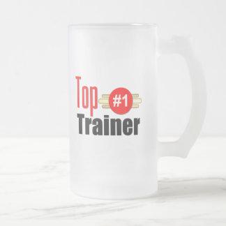 Instructor superior taza de café