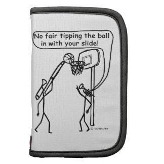 Instrument Basketball Planner