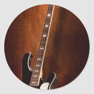 Instrument - Guitar - High strung Stickers
