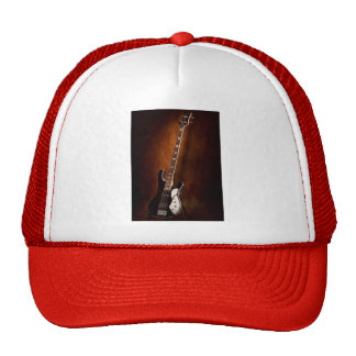 Instrument - Guitar - High strung Trucker Hat